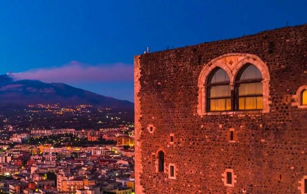 La Rocca Normanna di Paternò