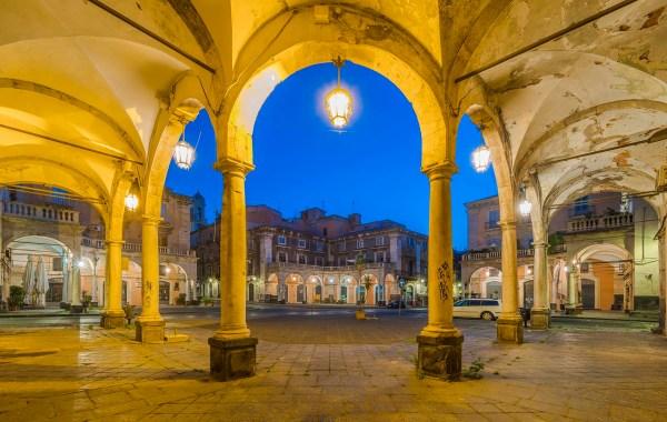 Catania, piazza Mazzini