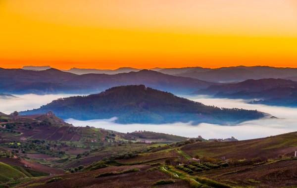 Le colline di Sutera