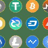 仮想通貨のシンボル