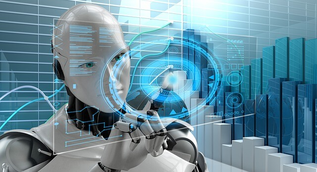 人工知能(AI)が資産運用