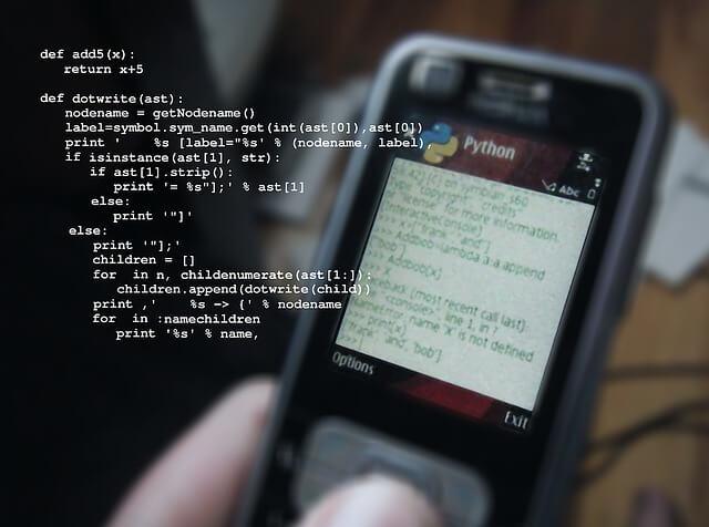 「Python(パイソン)」コード