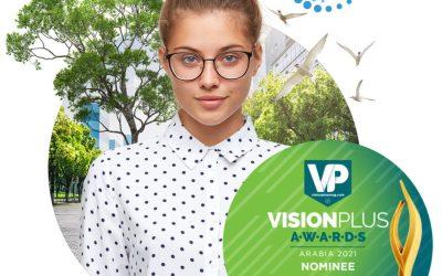 Alinea nominé au Vision Plus Awards Arabia 2021