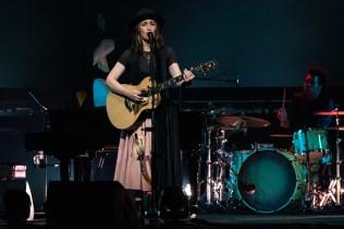 Sara Bareillis singing