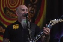 10 - Anthrax Blue Ridge Rock Festival 10272