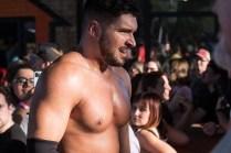 F1rst Wrestling Arik Cannon vs Danhaussen vs Ethan Page 081521 8289
