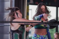 F1rst Wrestling Badger Briggs vs Kristy James 081521 8462