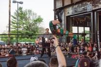 F1rst Wrestling Badger Briggs vs Kristy James 081521 8490
