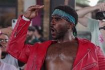 F1rst Wrestling Jah C vs Dante Martin 081521 8494