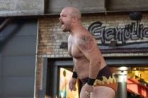 F1rst Wrestling Manders of the West and Renny D vs Thunderfrog and Yellow Dog 081521 8302