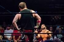First Wrestling Wrestlepalooza Arik Cannon vs Ariya Daivari 01397