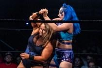 First Wrestling Wrestlepalooza Billie Starks vs Jordynne Grace 01072