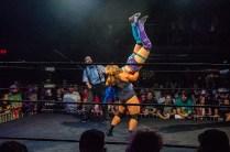 First Wrestling Wrestlepalooza Billie Starks vs Jordynne Grace 01085
