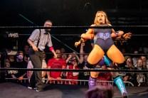 First Wrestling Wrestlepalooza Billie Starks vs Jordynne Grace 01147