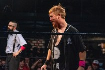 First Wrestling Wrestlepalooza Darin Corbin vs Danhaussen 00932