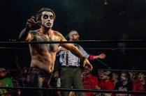 First Wrestling Wrestlepalooza Darin Corbin vs Danhaussen 01058
