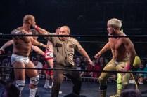 First Wrestling Wrestlepalooza Iron Rebel Renny D vs Brandon Gore vs Scott Story vs Rylie Jackson vs Deputy Rob Justice vs Atomic Super Thunderfrog 01203
