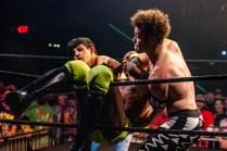 First Wrestling Wrestlepalooza Starboy Charlie vs Devon Monroe vs Dante Martin 00789