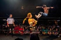 First Wrestling Wrestlepalooza Starboy Charlie vs Devon Monroe vs Dante Martin 00813