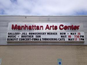 Garden of H.O.P.E. Benefit Concert @ Manhattan Arts Center   Manhattan   Kansas   United States