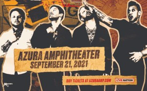 Shinedown with The Struts And Special Guest Zero 9:36 @ Azura Amphitheater