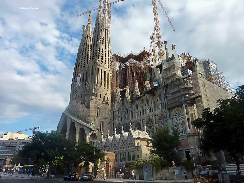 La Sagrada Familia, Katalonya