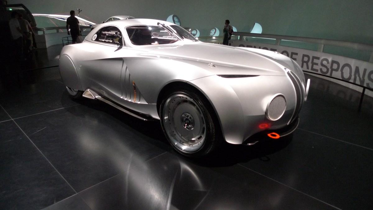 BMW Müzesi Münih Almanya