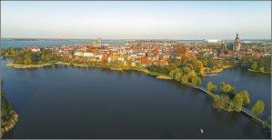 Stralsund Şehri