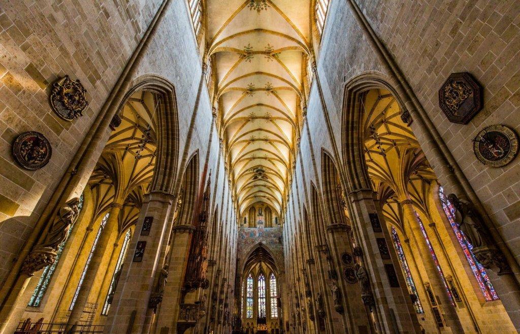 Ulm Katedrali Almanya
