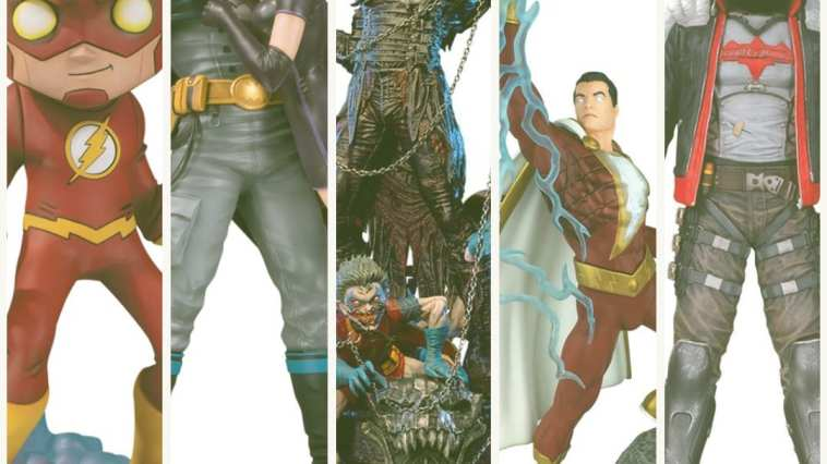 DC Comics Top Statues and Figures