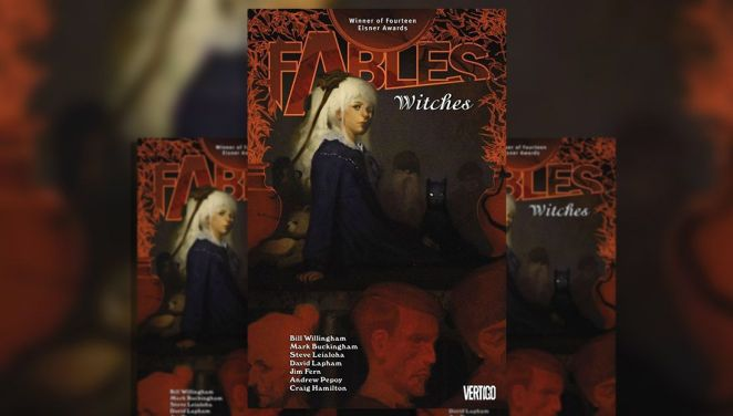 Fables Vol.14 Witches