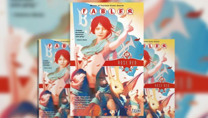 Fables Vol.15 Rose Red