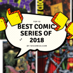 Top 10 Best Comic Series 2018