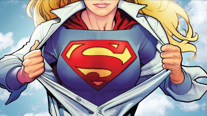 Supergirl DC Comics
