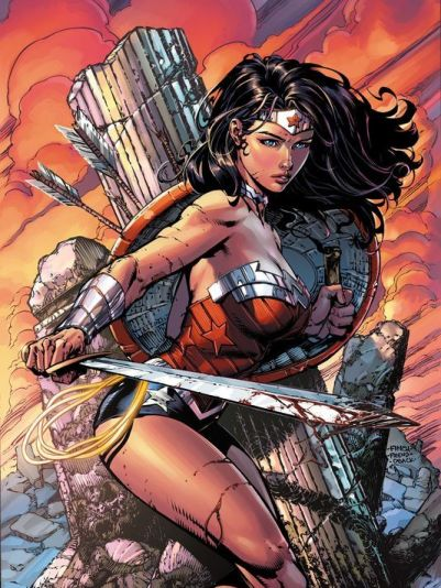 Wonder Woman Comics