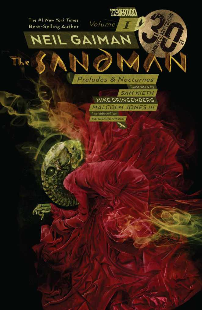 Sandman Neil Gaiman Volume 1 30 year special edition