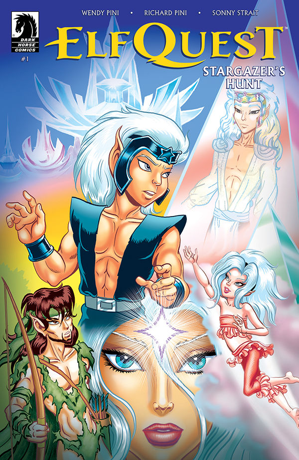 ELFQUEST: Stargazer's Hunt #1 Dark Horse Comics