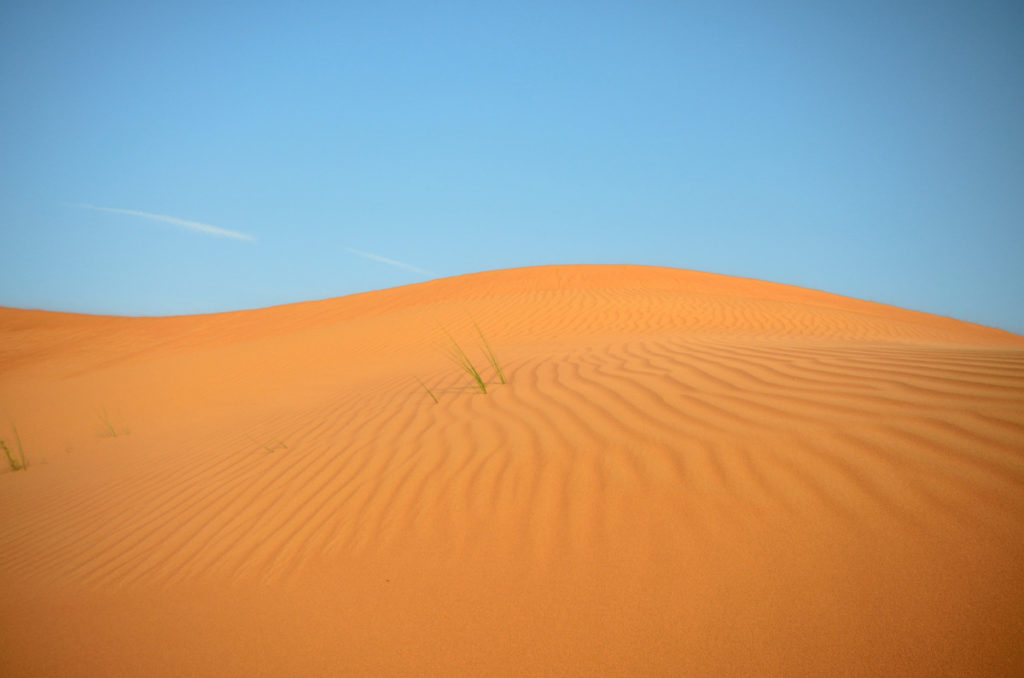 Zwiedzanie Omanu