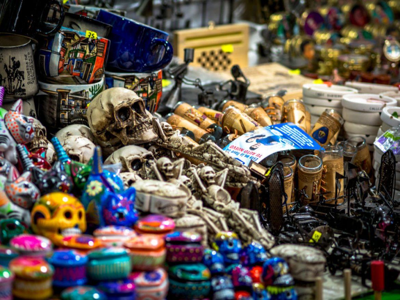 figurki śmierci, Meksyk
