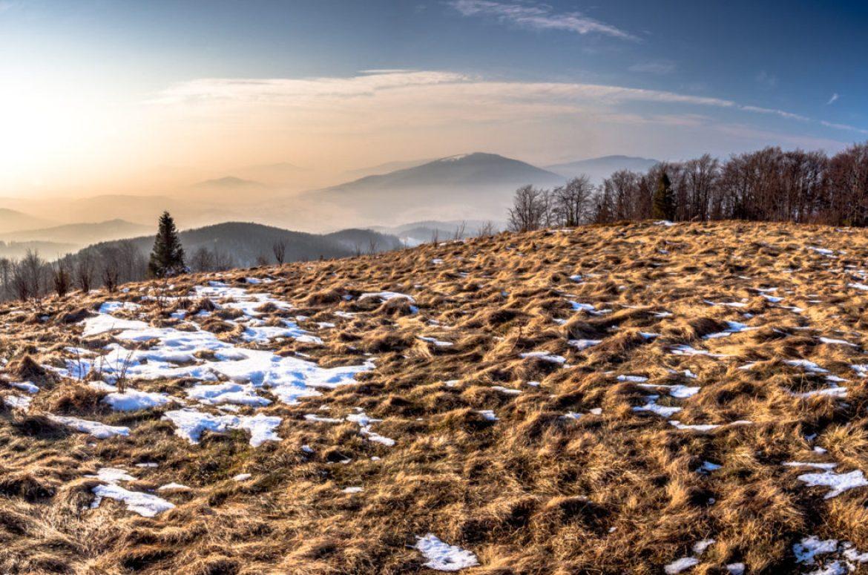 Polska Beskid Wyspowy