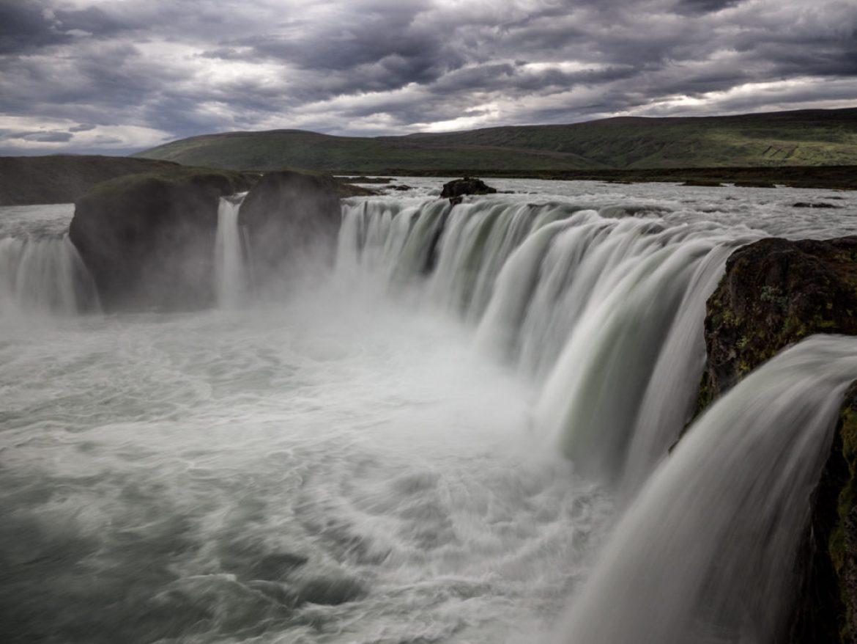 Islandia Godafoss
