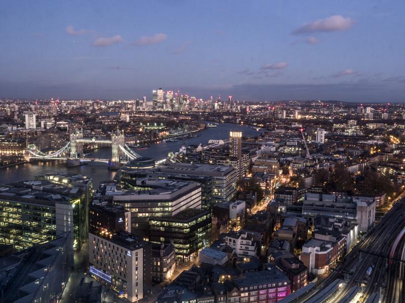 Londyn na weekend