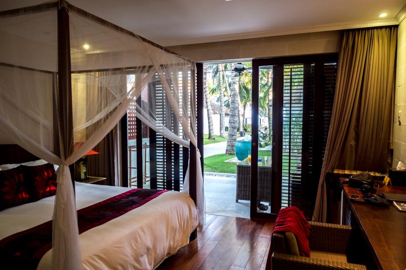 Sunsea resort w Mui Ne