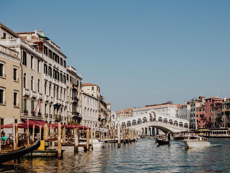 Wenecja most