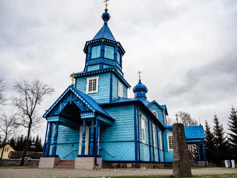 Cerkiew w Narwi