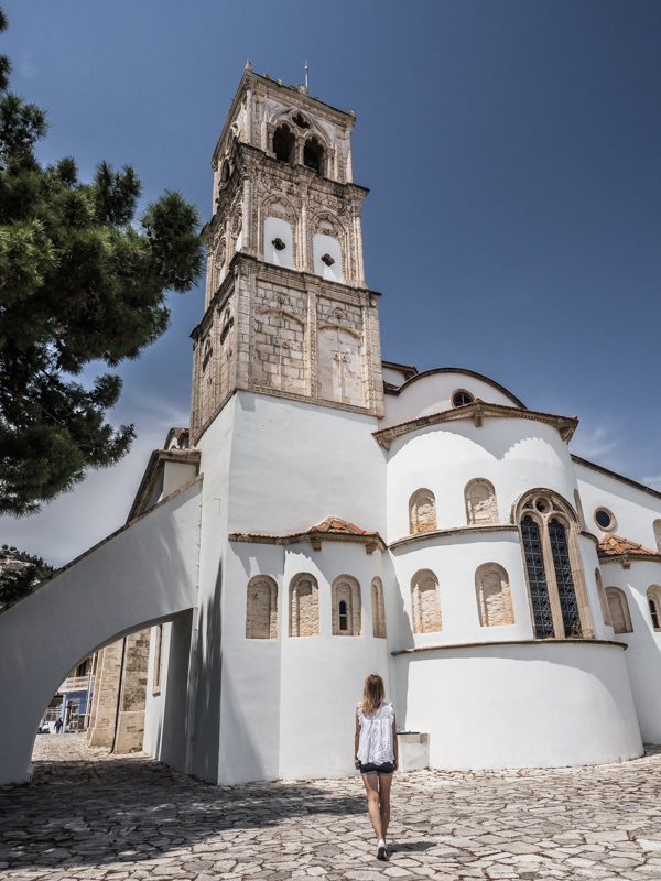 7 urokliwych miasteczek na Cyprze