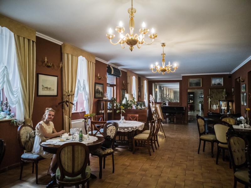 Restauracja Komoda Club Residence