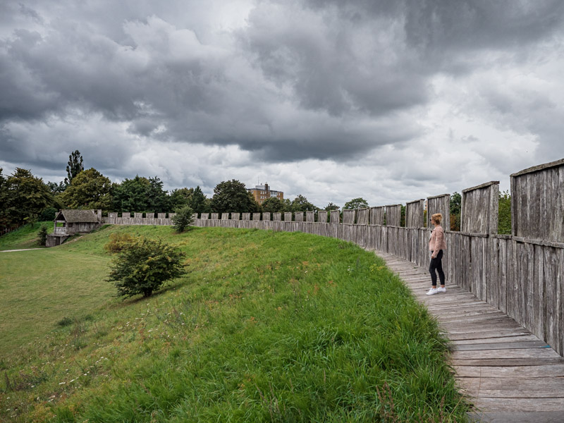 forteca Wikingów