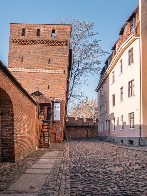 Krzywa Wieża Toruń