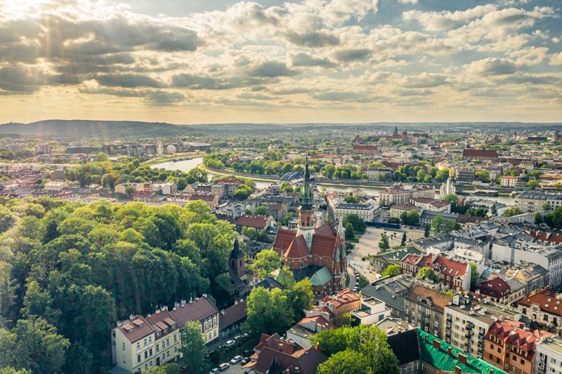 Kraków Podgórze atrakcje